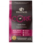 Wellness Core dog food for Shiba