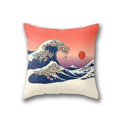 Shiba Inu pillow cover 80x80