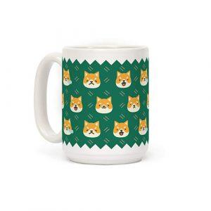 Shiba Inu coffee or tea mug